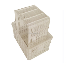 Plastic Transport Stackable Milk Crate For Sale