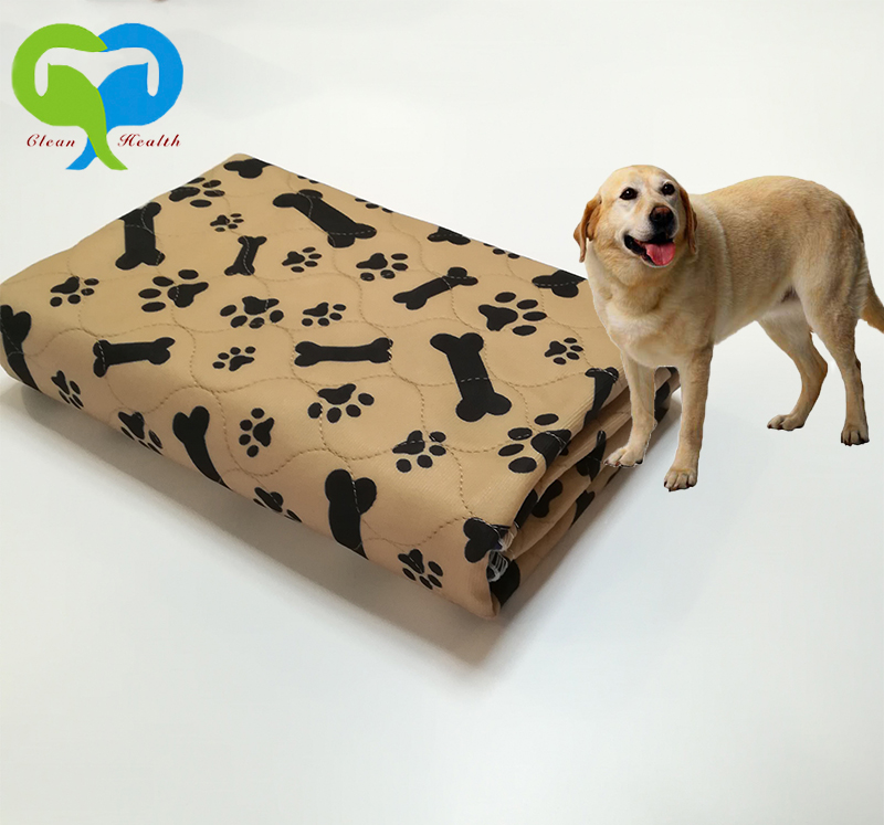 washable waterproof absorb pet training pad puppy/dog pee pads