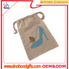 customize wholesale 2016 hot sell shoe bag cotton cheap canvas shoe bag customize dust bag for shoes