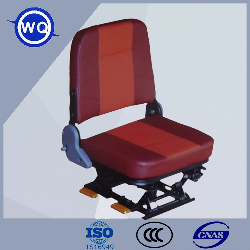 Synthetic Leather Automotive Forklift Seat