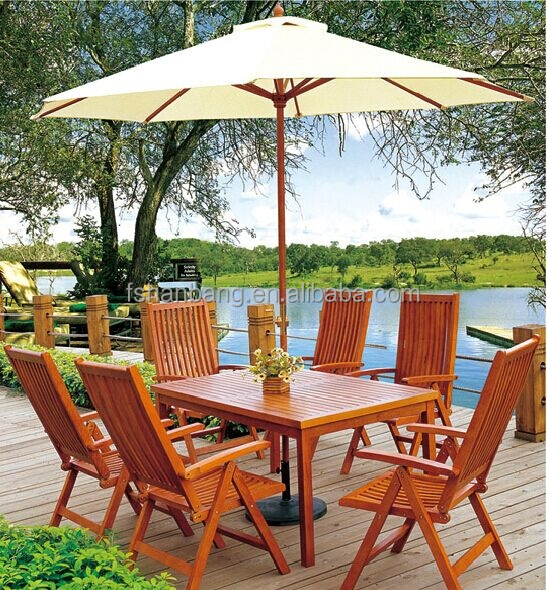 Outdoor Garden Furniture Terrace Cafe