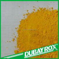 Medium Chrome Yellow 103 Powder Pigment