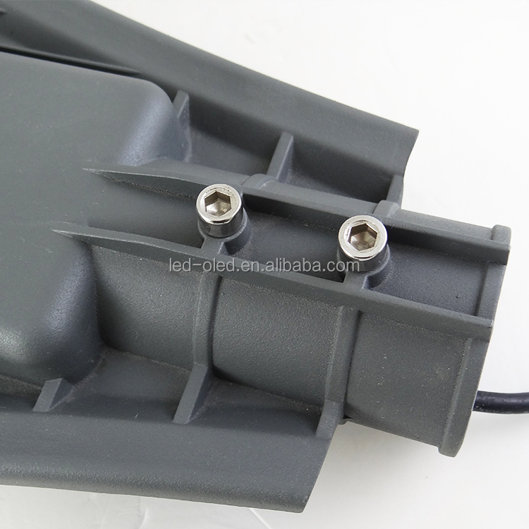 super driver tipo cobra COB chips 5 years warranty ip66 ac 85265v parts cob outdoor spot LED street light