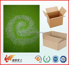 High quality small round granule hot melt adhesive glue for carton making