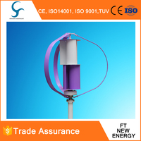 China cheap home wind turbine for street lights manufacturer