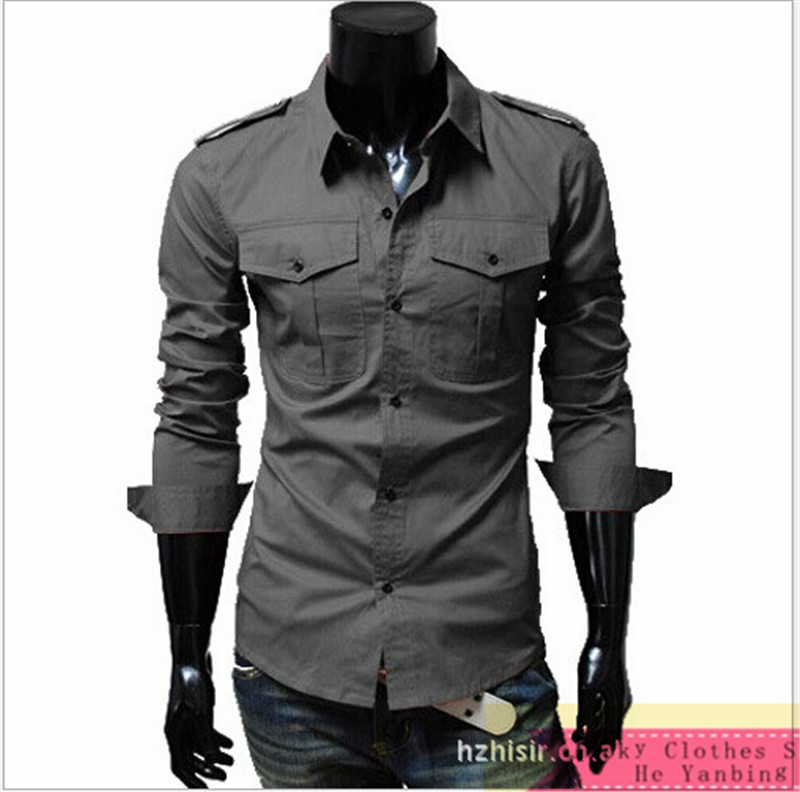 3f12a65021ea Slim Fit Casual Button Down Shirts. ""