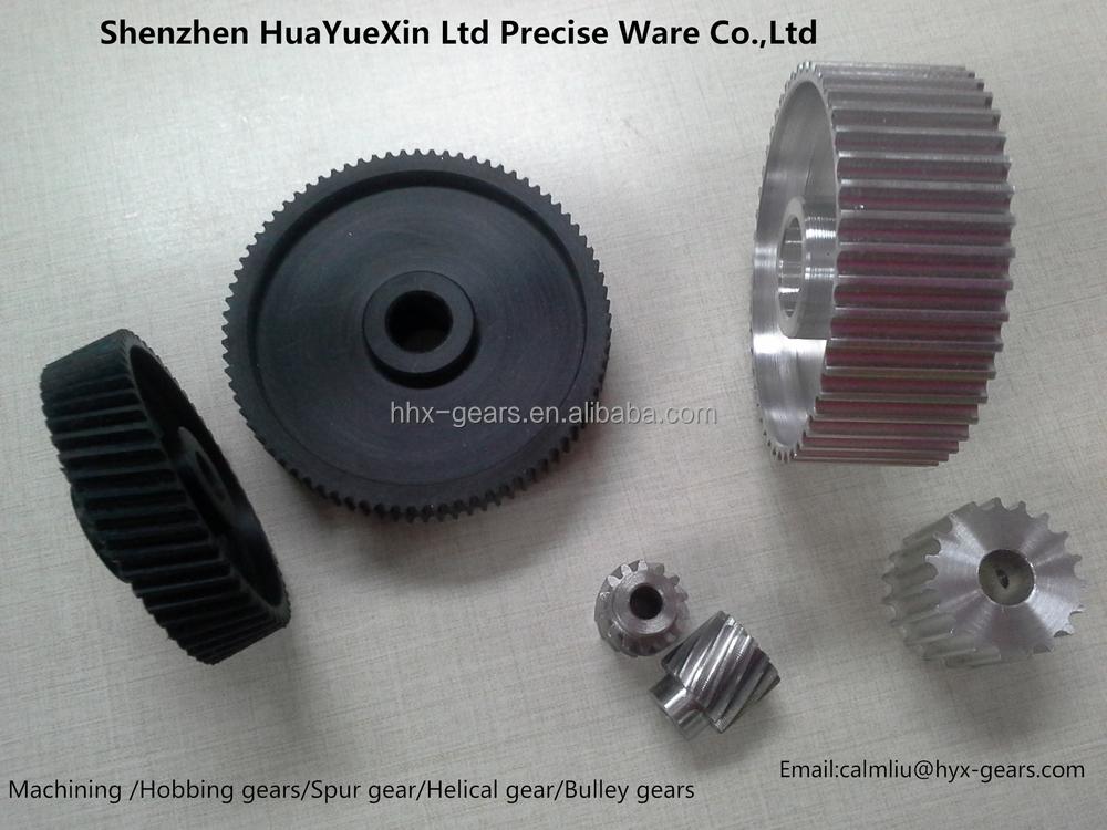China Gemacht Konkurrenzfähiger CNC Wälzfräsen GetriebeGroßhandel, Hersteller, Herstellungs