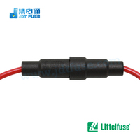 Littelfuse 01500274Z In-Line Holders for 5x20mm Glass Fuses