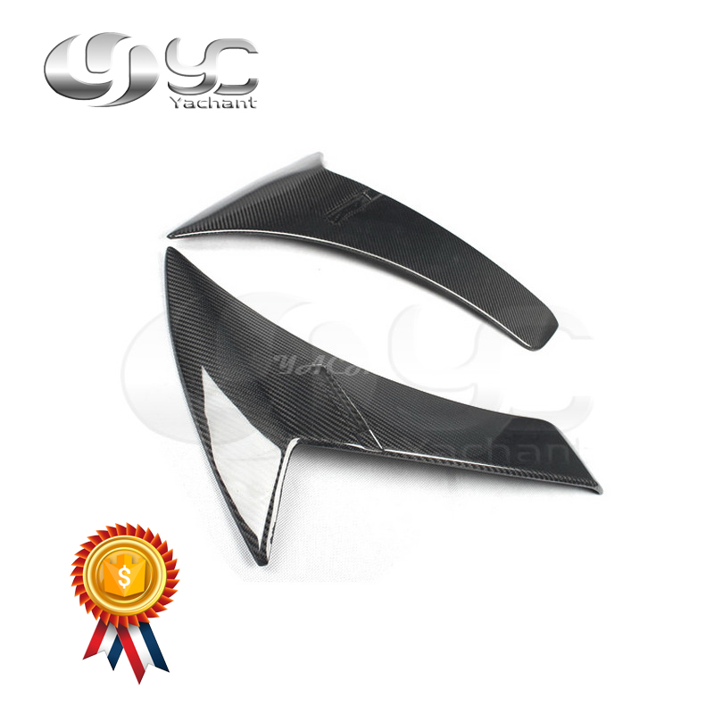 Trade Assurance Carbon Fiber Front Fender Vents Fit For 13-16 W222 S63  Pre-facelift Brs Style Front Fender Vents - Buy Rear Spoiler Rear Spoiler
