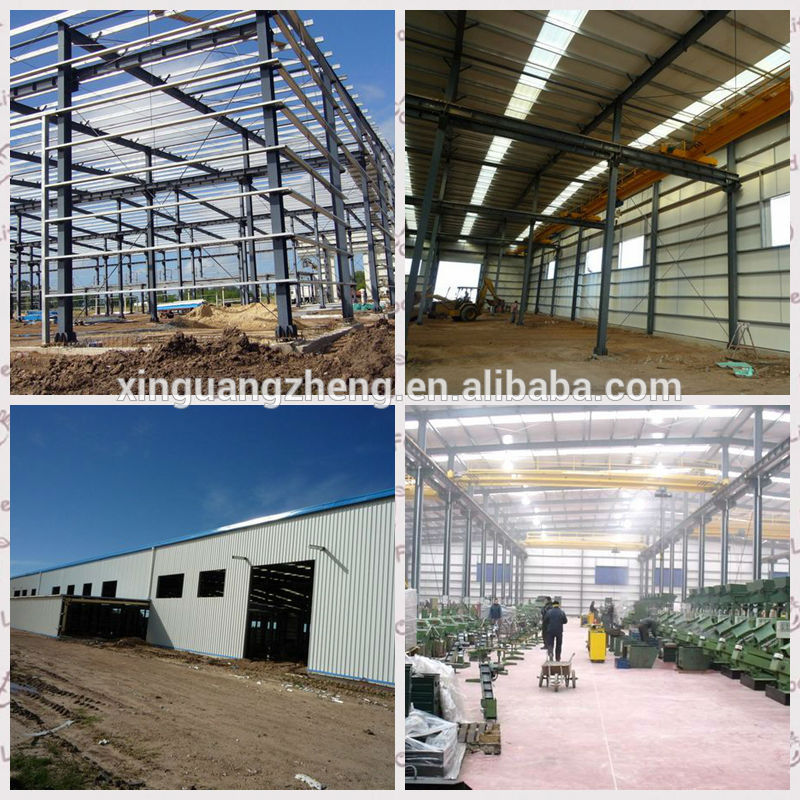 china high quality steel structure Car exhibition