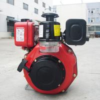 190F Crankshaft Diesel Power Engine