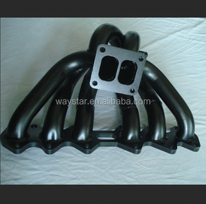 2jz turbo manifold 2jz-gte exhaust manifold for Toyota Supra