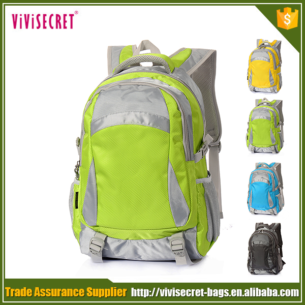 China supply stylish lightweight outdoor school laptop waterproof backpack