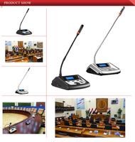Gonsin Tl-4200 Mic Wireless Conference Translation Equipment ...