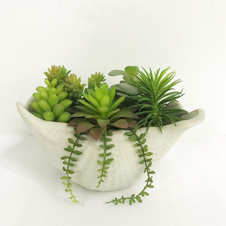 artificial plant arrangements, artificial plant arrangements