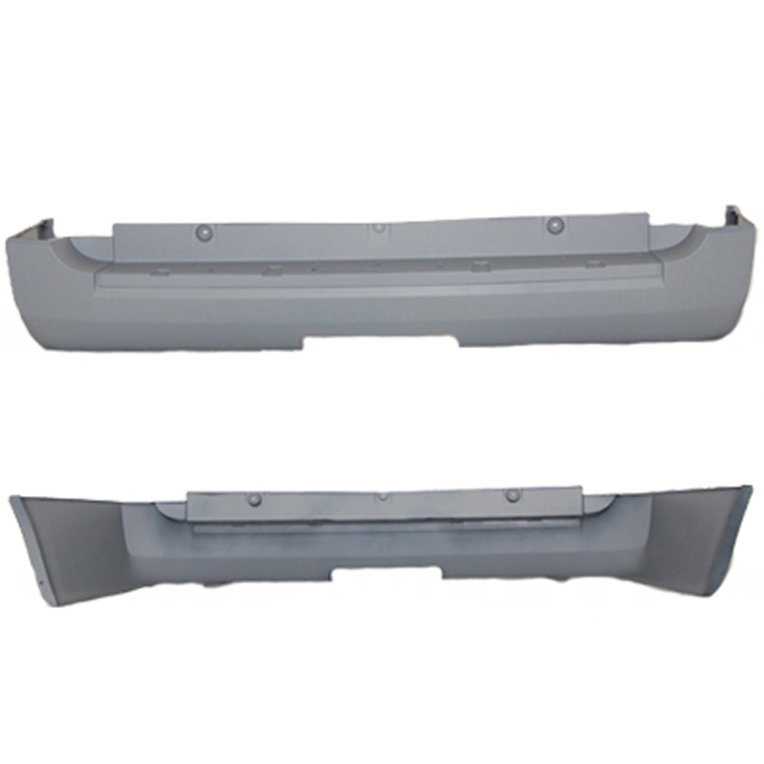 Get Quotations Crash Parts Plus Fo1100614 Primed Rear Per Cover For 07 10 Ford