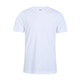 New styles wholesale Promotional advertising blank plain white tshirt