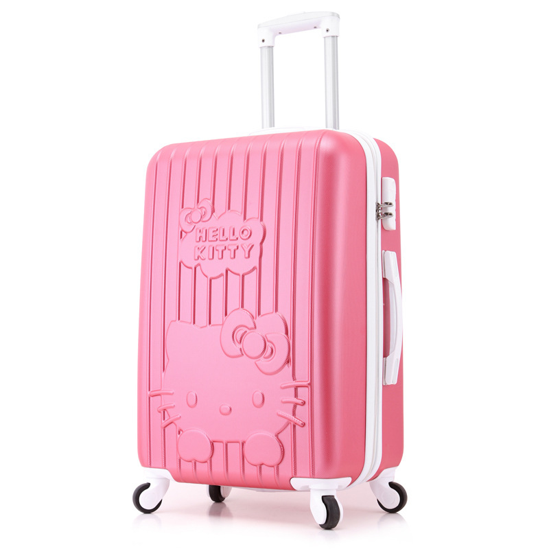 d2de6db9c Buy 20Inch Women Hello Kitty Travel Suitcase,Spinner Bag Hello Kitty,ABS Luggage  Bag,Girl Travel Bag,HelloKitty trolley luggage in Cheap Price on m.alibaba.  ...