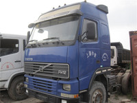 Volvo Fh12 Used Truck Head For Sale In Shanghai China - Buy Used ...
