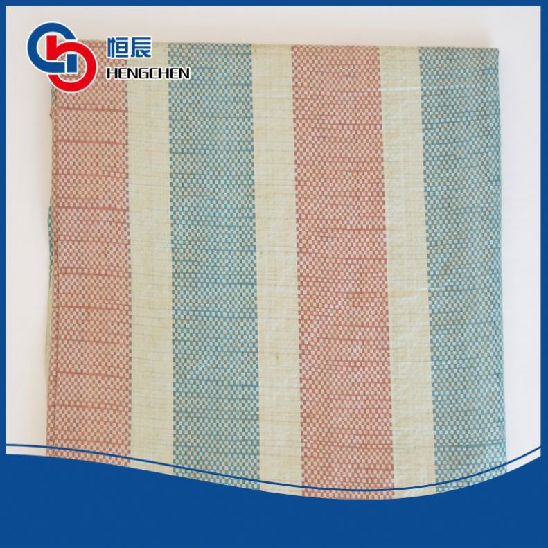 Cheap ground cover pp plastic fabric stripped tarpaulin