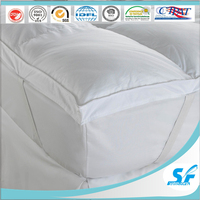 folding wall bed quilted king size bed down microfibre bed mattress topper mattress pad