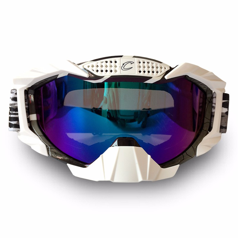 Cyclegear Brand Professional Motocross Goggle Glasses For Helmet Mask Protective Gear,CS Sport ,Paintball Game