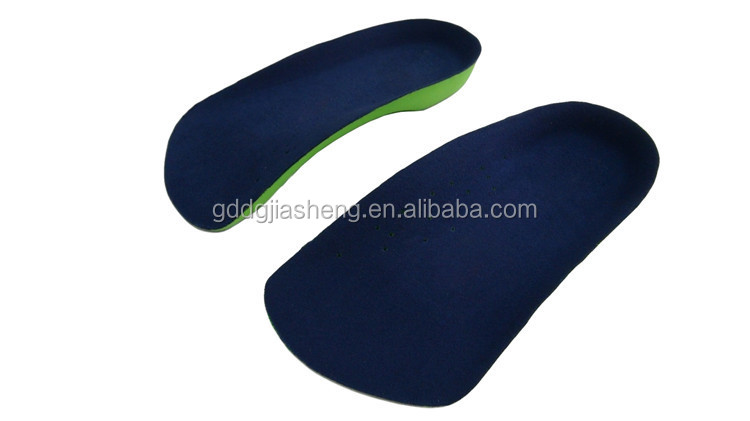 how to make your own insole arch support