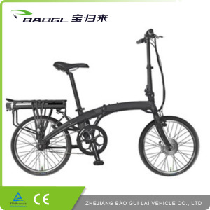 250w 500w motor electric folding bicycle,mini folding bicycle,small ebike