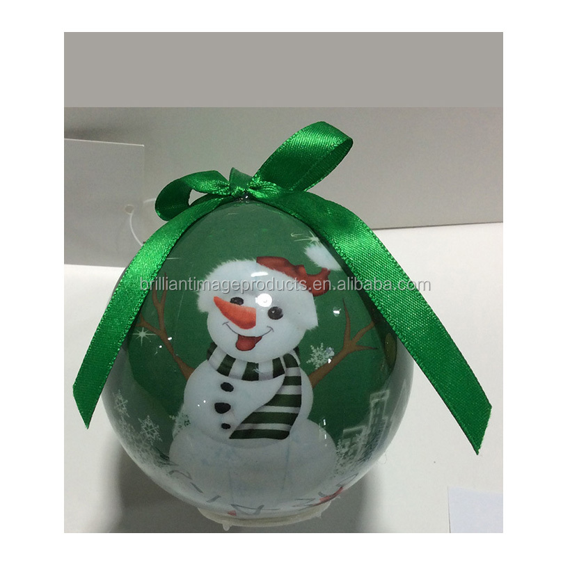 2018 Hot Sale Handmade Christmas Tree Decoration Foam Ball ...