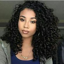 Extensions lockige haare