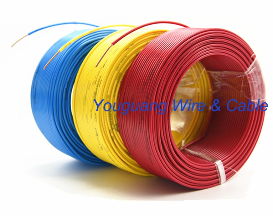 2.5mm 4mm 6mm 450/750v Pvc Insulated Copper Wire,Electric House Wire ...