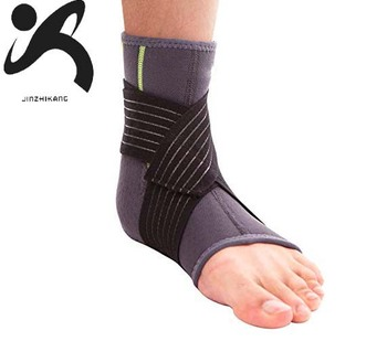 Neoprene Ankle Support for Running Breathable Ankle Brace & Adjustable ankle brace compression support sleeve