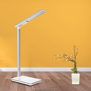 Eye protection portable luminaire rechargeable lamp