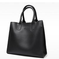 Womens soft Leather Bag Tote Ladies Handbags