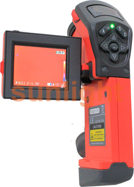Infrared Thermal Imager, 160*120 Resolution, Infrared Image Mode, -20 - +1000 Degree Centigrade SL160A