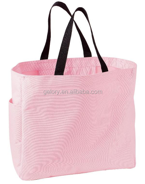 38ed43ba5a76 Polyester Improved Essential Tote Bags Wholesale - Buy Blank Canvas Wholesale  Tote Bags