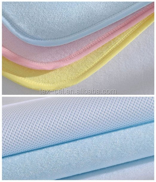 bamboo changing pad