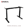 Wholesale Adjustable height desk electric office standing computer desk