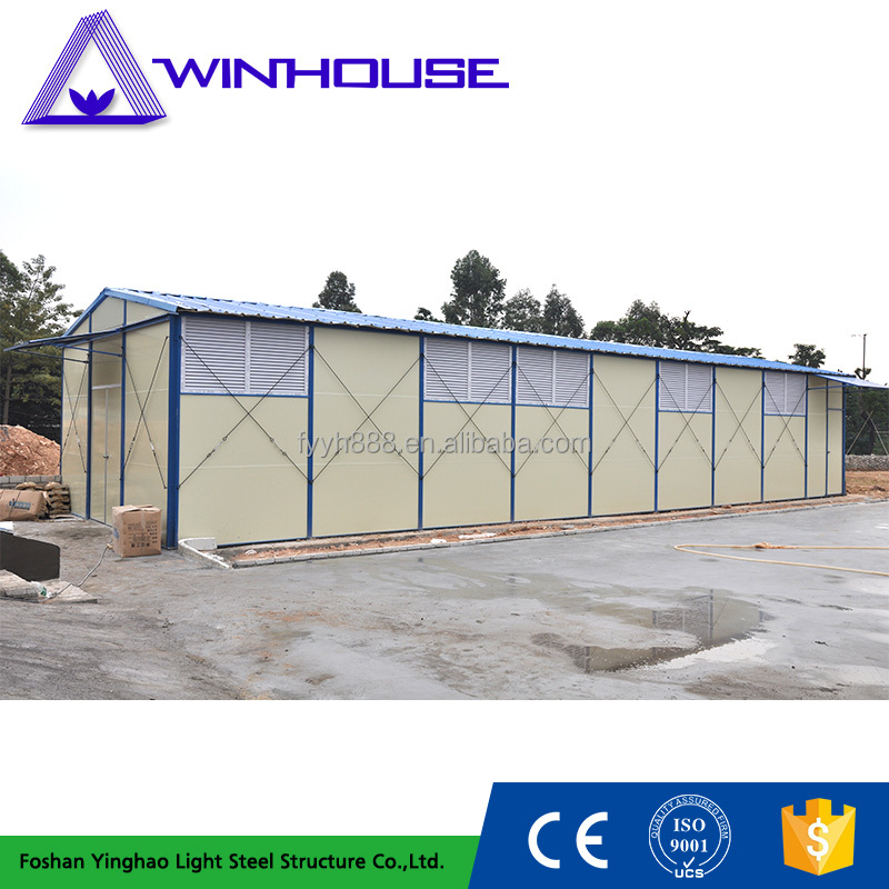 Professional Design Factory Price Cheap Small Prefab Home