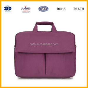 Elegant High Quality Women Briefcase Type Computer Bags Laptop Bags Casual Bags
