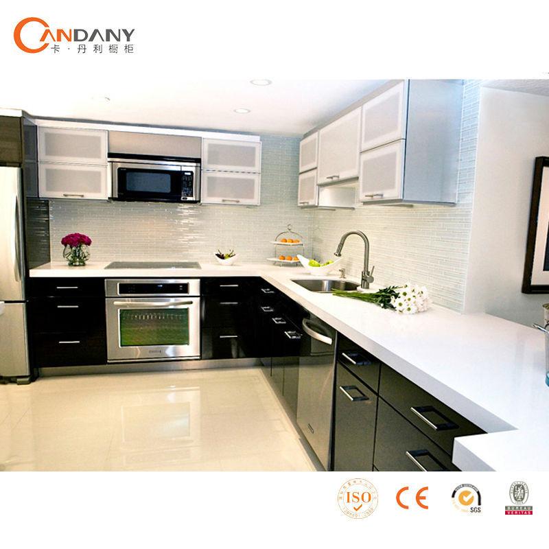 Cari Kualitas Tinggi Aluminium Dapur Kabinet Produsen Dan