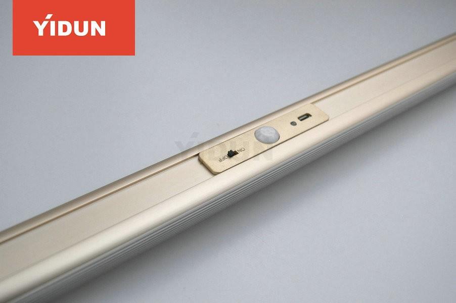 yidun verlichting led verlichting usb oplaadbare lithium batterij