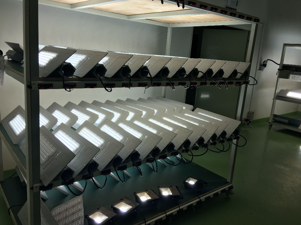 100w Led Street Light Slim Replacement Bulbs Industrial
