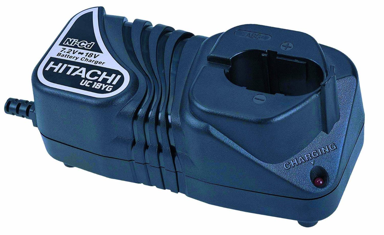 Hitachi UC18YG Universal NiCd Battery Charger 7.2 - 18 Volt