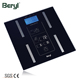 Professional Body Composition Measuring Smart Body Fat Analysis Electronic Weighing Scale
