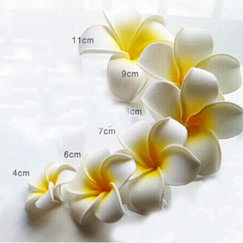 stocking flowers designs imported from china frangipani indian artificial flowers
