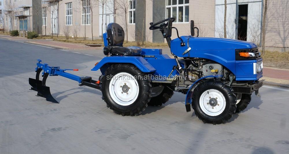 15hp 18hp 4wd China Latest Cheap Small Tractor /mahindra Mini ...