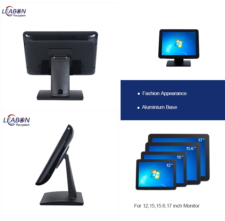 New Adjustable Arm Pole LCD Mounting monitor Stand