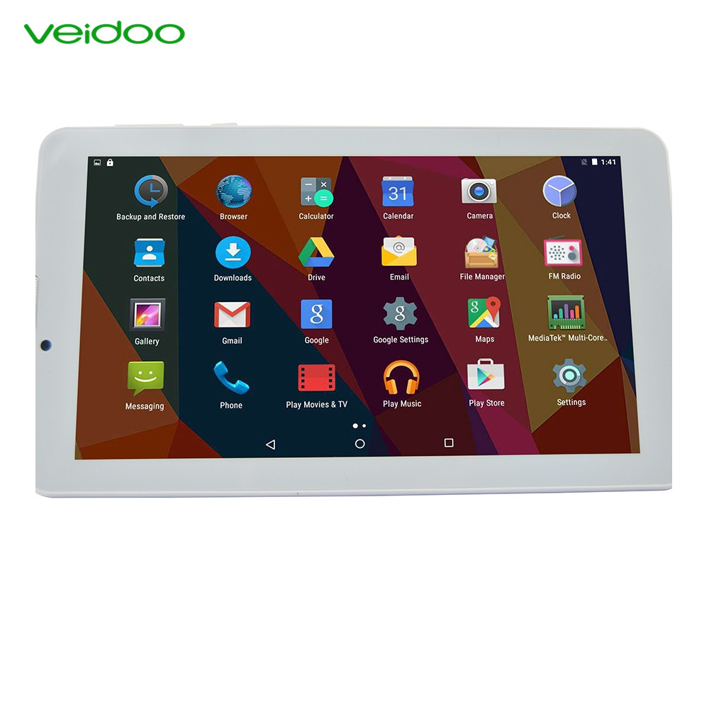 Veidoo <strong>best</strong> <strong>selling</strong> 1gb+8gb 3g 7 inch <strong>tablet</strong> pc android 6.0 <strong>tablet</strong> with sim card slot