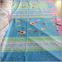 2017 4 pcs indian toddler bedding sets tartan egyptian bed sheet set
